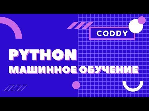 """Обучение """"Программирование Python и машинное обучение"""" от онлайн-школы Coddy"""