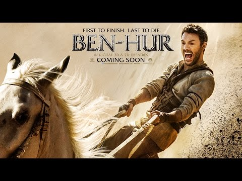 Commercial for Ben-Hur (2016) (Television Commercial)