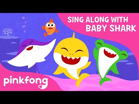 Hello Baby Shark Sing Along With Baby Shark Pinkfong Songs For Children