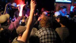 Les Psycho Riders sont Turbonegro - Selfdestructo Bust - 2010.02.12 @ Scanner, QC