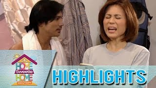 HSH Walang Kapares: Julie visits JP in apartment
