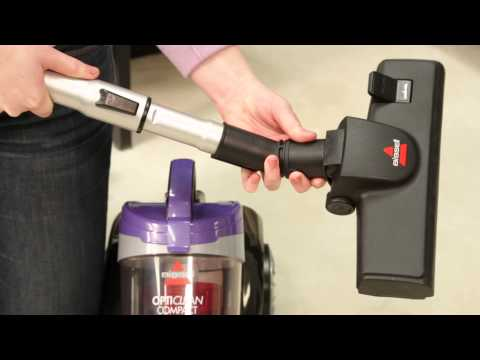 Opticlean Canister Vacuum Assembly - Series 1535