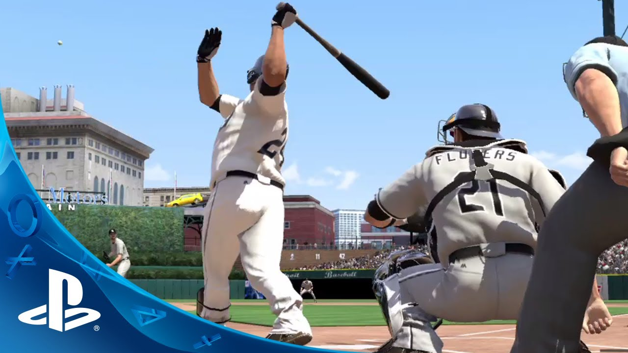 MLB 14 The Show Quick Counts and Player Lock