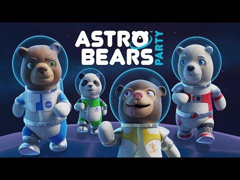Astro Bears Party Trailer - Nintendo Switch eShop thumbnail