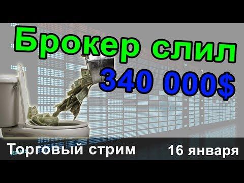 Брокер слил 370 000$ 🎙️🎙️🎙️ Торговый стрим 🎙️🎙️🎙️