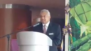 AG's Speech In Malay Is 'alright'