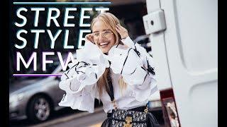 Street Style Milano Fashion Week | SS18