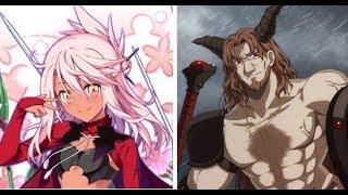 Chloe von Einzbern  - (Fate/Grand Order) - Eric Bloodaxe vs Chloe ~ Loli Event [FGO NA]