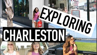 EXPLORING CHARLESTON | 7.04.16♡