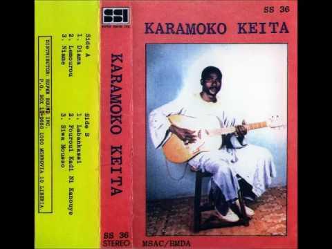 Karamako Keita - Kono Balona (Mali, 1980s)