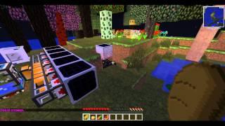 Minecraft 1.7.10 Ic2 Exp | Развиваемся на новом сервере | 1 |