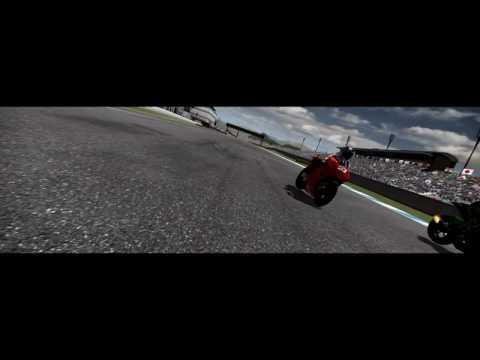 Видео № 0 из игры MotoGP 08 (Б/У) [X360]