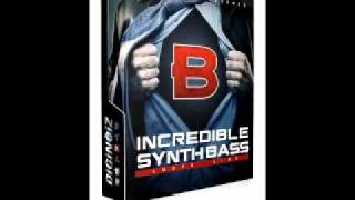 DigiNoiz - Incredible Bass Synth (Hip Hop Producer Sample Pack) - DOWNLOAD NOW