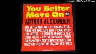 Arthur Alexander - A Thousand Stars - Dot LP Track