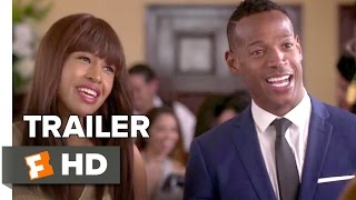 Fifty Shades Of Black Official Trailer 1 2016  Jane Seymour Marlon Wayans Movie HD