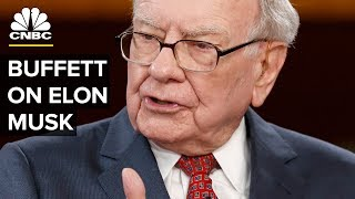 Warren Buffett: I