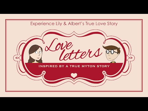 The Myton Hospices Watch our animated film Love Letters