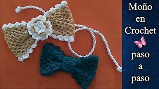 MOÑOS En Crochet PASO A PASO