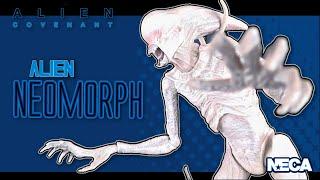 NECA Toys Alien Covenant Neomorph Figure | Video Review