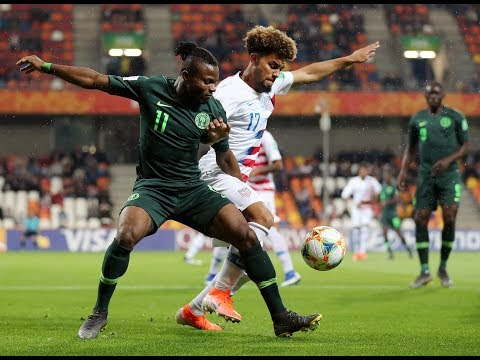MATCH HIGHLIGHTS - USA v Nigeria - FIFA U-20 World Cup Poland 2019