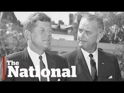 Lyndon B. Johnson, the Kennedy assassination and the U.S. presidency