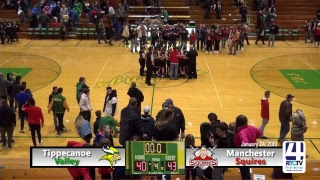 Tippecanoe Valley Girls Basketball vs Manchester