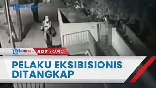 Polisi Tangkap Pelaku Eksibisionis di Jalan Sudirman: Ia Tidak Tahu Aksinya Viral, Padahal Ada CCTV