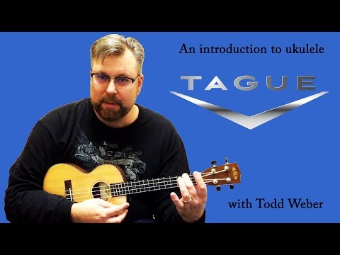 Some basic ukulele lesson info.