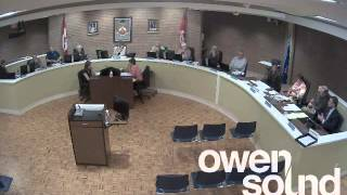 preview picture of video 'City of Owen Sound September 9th, 2014 Council Meeting - Part 2 (Continued from Sept 8th)'