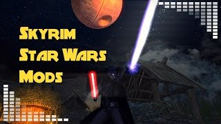 Skyrim Special Edition: Star Wars Mod Showcase and More