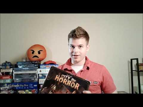 City of Horror - GameCadet review
