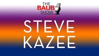Steve Kazee singing Beacon Hill live on The Baub Show