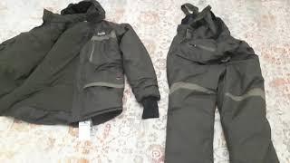 Зимний рыболовный костюм производство россия