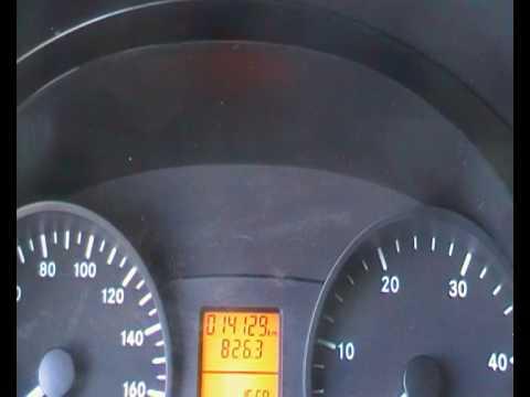 Mercedes Sprinter Turn Sign Sound