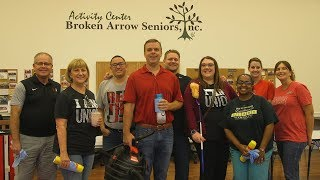 The Union Family Gives Back to the Community