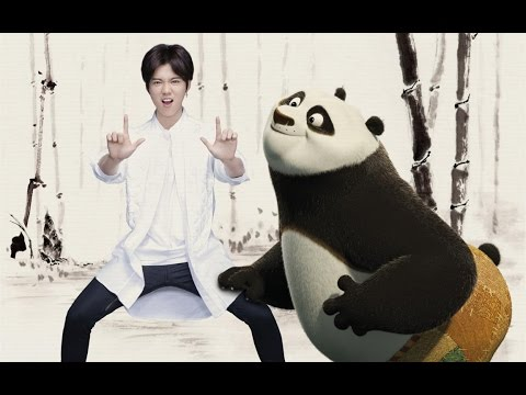 LuHan鹿晗_Deep/海底_Music Video(Kung Fu Panda3 Official Promotion Song) Mp3
