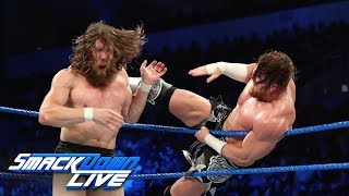 Buddy Murphy vs. Daniel Bryan: SmackDown LIVE, Aug. 20, 2019