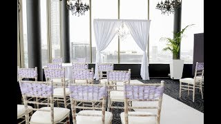 Sophisticated Lavender + White Wedding, Styled By Enchanted Empire, Event Artisans