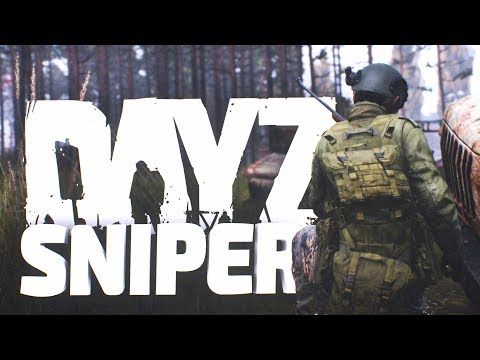 Самый тихий снайпер - DayZ 1.03