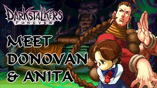 Meet the Darkstalkers: Donovan and Anita - The Nostalgic Gamer