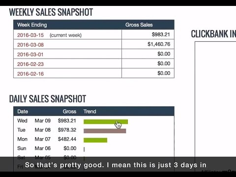 How To Make Money Online With Clickbank | JVZoo | Warriorplus | Affiliate Marketing Tutorial 2016