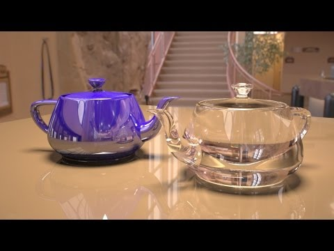 3ds Max Tutorials – V-RAY for Beginner (With Bonus V-RAY HDRI Tutorial)