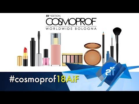 COSMOPROF 2018 - Tendenze dal mondo beauty