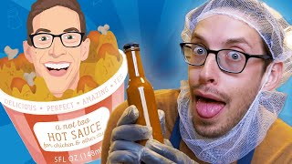 Keith Makes A Hot Sauce For Chicken