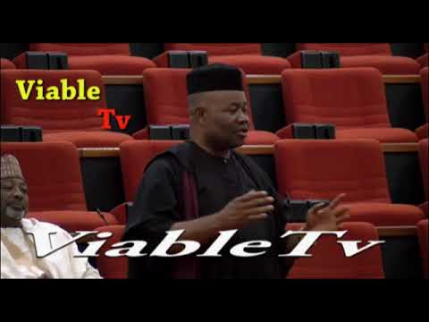 Just In : Akpabio Begs Saraki, A-Ibom People, Others For Forgiveness