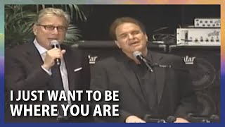 I Just Want To Be Where You Are // Terry MacAlmon & Don Moen // Worship His Majesty 2016