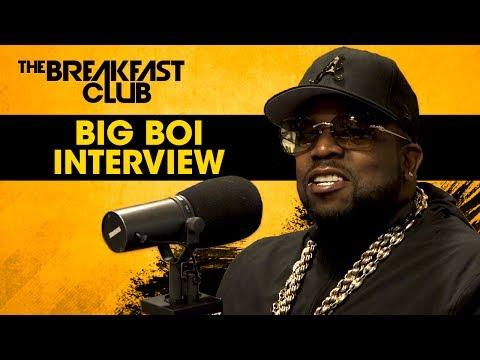 Big Boi On Keeping It Funky, Releasing New Music, Entrepreneurship & More