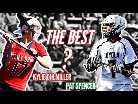 Crazy Lacrosse Goals | Pat Spencer x Kylie Ohlmiller