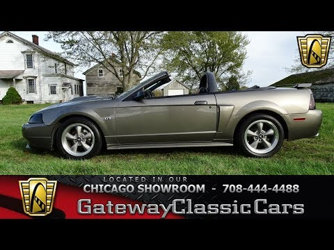 2002 Ford Mustang for Sale - CC-1037206