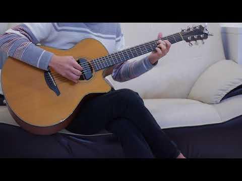 關喆 - 想你的夜 (acoustic guitar solo)